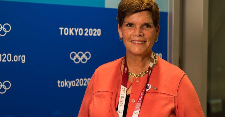 nicole IOC member